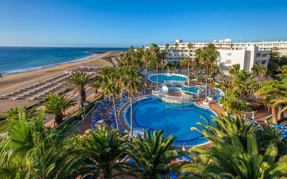 Sol Lanzarote Aparthotel 4*