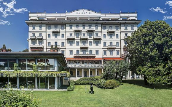 Grand Hôtel Majestic 4*
