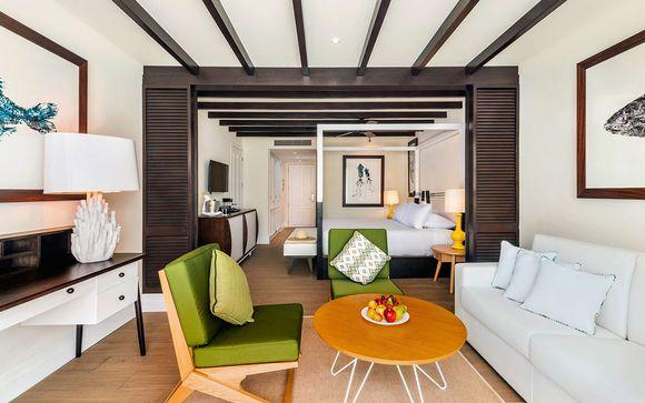 Poussez les portes de l'hôtel Ocean Riviera Paradise Section Daisy 5* à Playa del Carmen