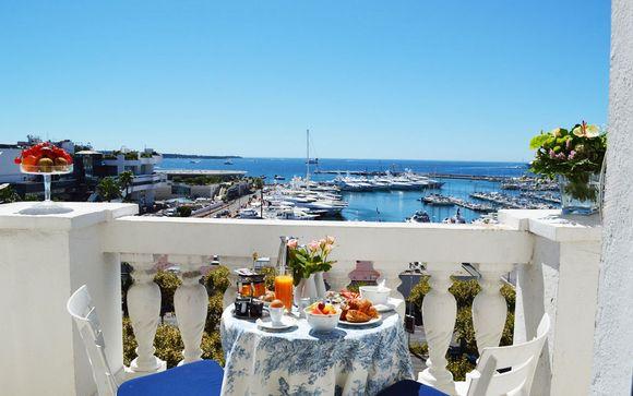 Hôtel Splendid Cannes 4*