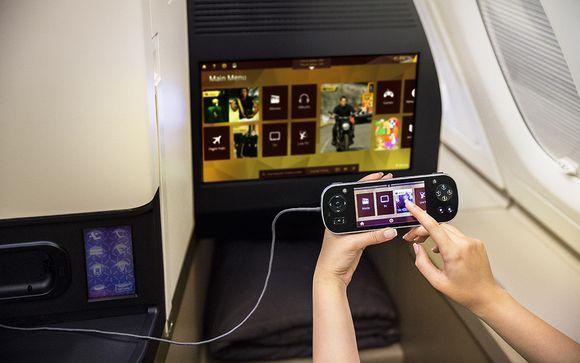 Offrez-vous le luxe d'un séjour avec Etihad Airways