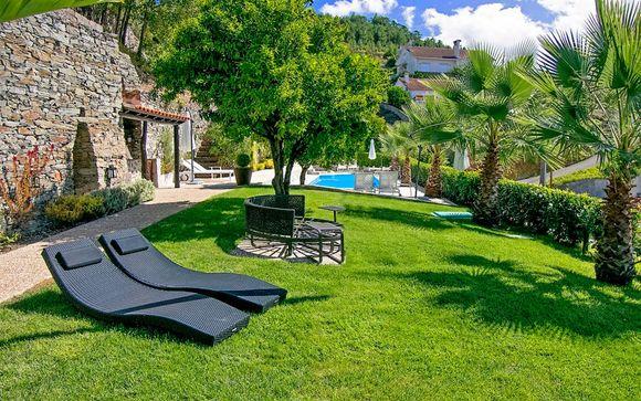 Poussez les portes de l'Hôtel Quinta da Palmeira 4*