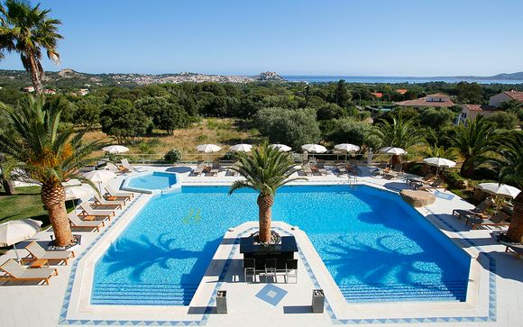 Hôtel & Spa Corsica 5*