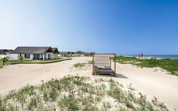Diamonds Mequfi Beach 5* et extension possible en Afrique du Sud