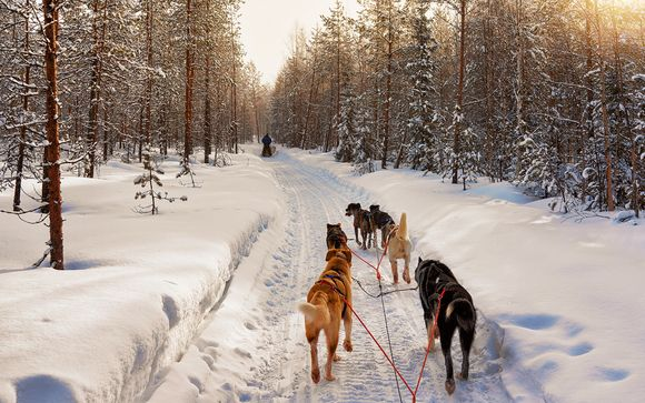 Arctic City Hotel Rovaniemi 4*