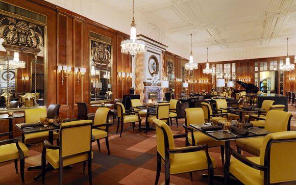 Poussez les portes de l'Hôtel Bristol 5* à Vienne