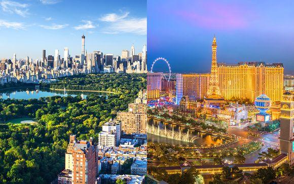 Combiné Doubletree Times Square West 4* et Cosmopolitan Las Vegas 5*