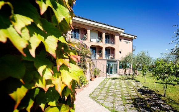 Poussez les portes de l'hôtel Albergo San Biagio
