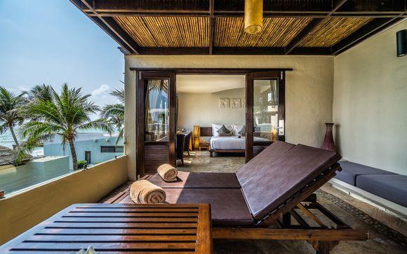 Poussez les portes de votre hôtel Aleenta Resort & Spa 5*