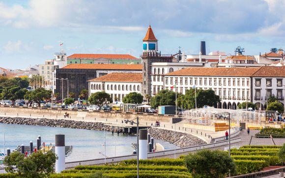 Rendez-vous... à Ponta Delgada