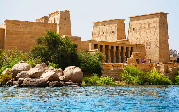 Au fil de l'eau : votre croisière Néfertiti
