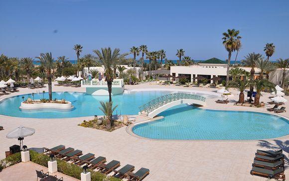 Magic Hotel Yadis Djerba Thalasso And Spa 5*