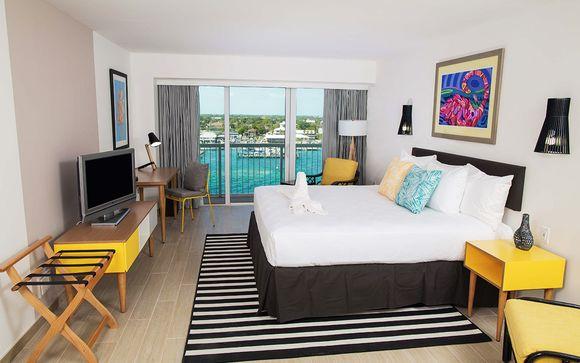 Poussez les portes de votre Warwick Paradise Island Bahamas 4*