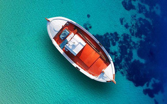 Plongez en Méditerranée sur l'île de Crète