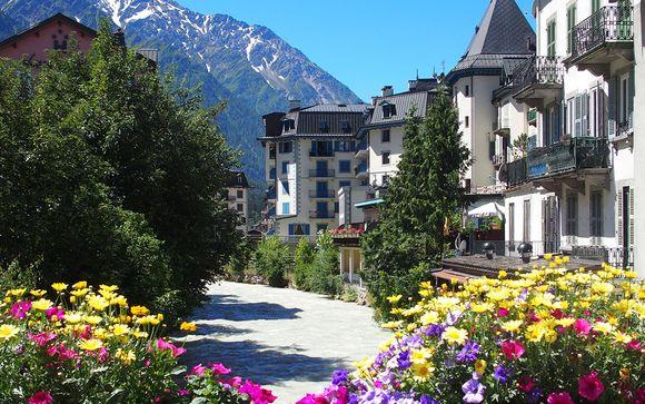 Rendez-vous... à Chamonix