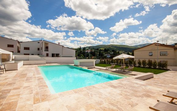 The Florence Hills Resort And Spa 4*