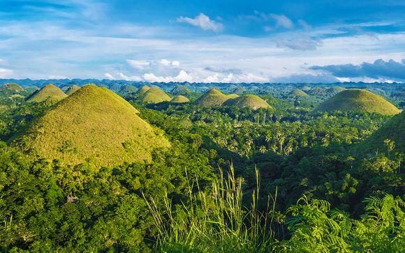 Circuit privatif des rizières de Luzon aux plages de Bohol