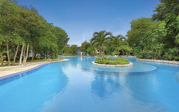 Poussez les portes de l'hôtel Occidental at Xcaret 5* à Playa del Carmen
