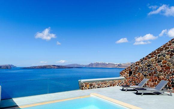 Ambassador Aegean Luxury Suites and Villas 5*