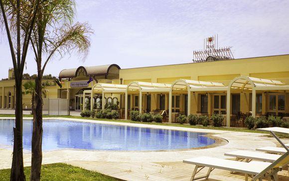 Hôtel NH Parco degli Aragonesi 4*