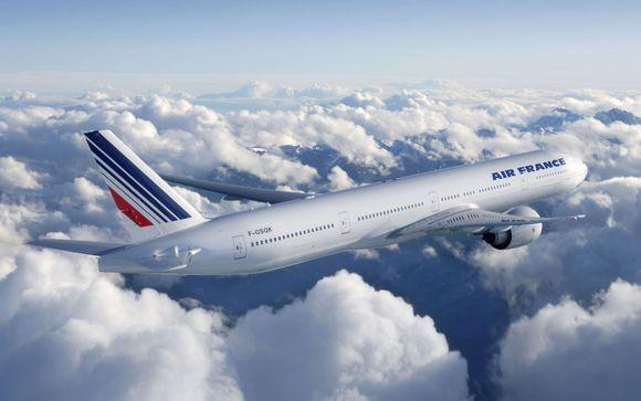 La classe économique Air France