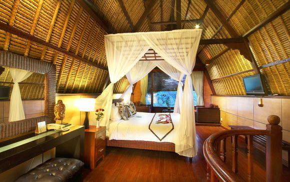 Poussez les portes de l'hôtel Kupu Kupu Barong 5* à Ubud