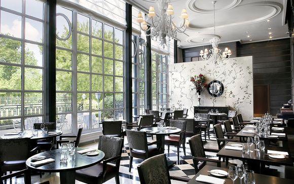 Trianon Palace 4* - Restaurant 1* Gordon Ramsey