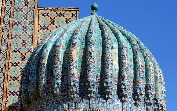 Suivez nous en... Ouzbékistan