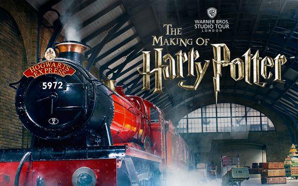 Croisière Tamise et Studios Harry Potter au Copthorne Chelsea 4*
