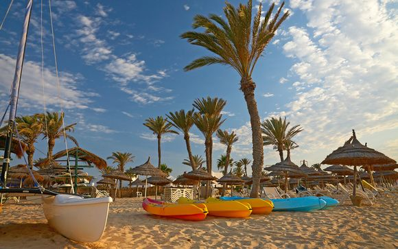 Hôtel Al Jazira Beach and Spa