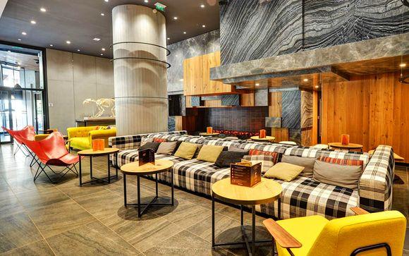 Alpina Eclectic Hôtel 4*