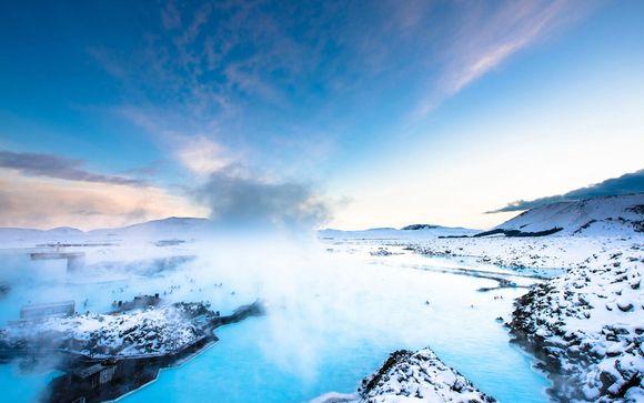 Circuit Découverte de l'Islande et des aurores boréales