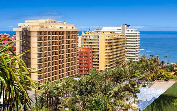 Poussez les portes de votre hôtel Be Live Experience Orotava 4*