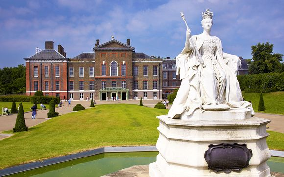 Royal Garden Hotel 5* et entr�es au Palais de Kensington
