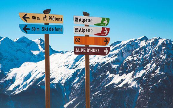 Rendez-vous à ... L'Alpe d'Huez