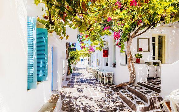 Rendez-vous... à Paros