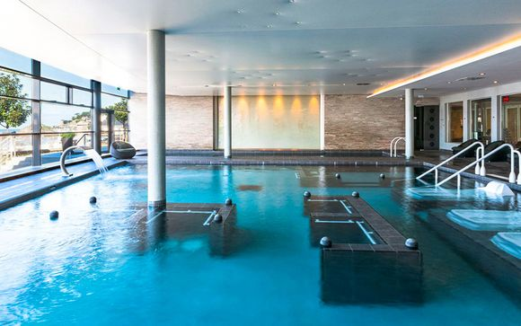 France Pléneuf-Val-André - Spa Marin du Val André Thalasso Resort 4* à partir de 73,00 €