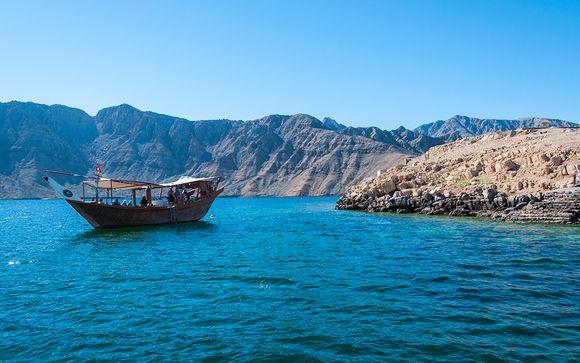 Mettez une option sur l'évasion à Oman