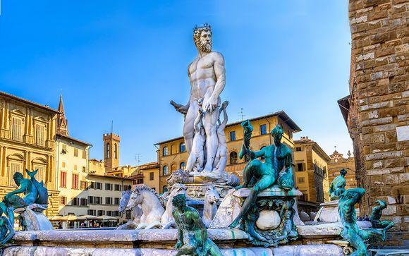NH Collection Firenze Porta Rossa 4*