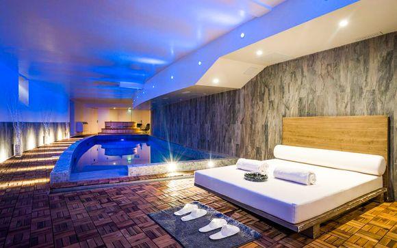 Poussez les portes du Rock Noir Hotel Design & Spa 4*