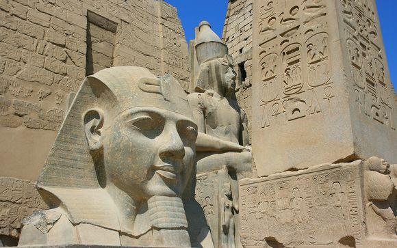 Rendez-vous en Egypte et voguez au fil de l'eau