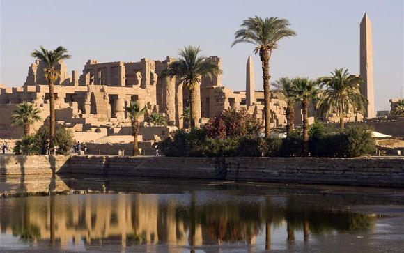 Zoom sur votre programme Croisière Splendeur du Nil avec 10 visites incluses