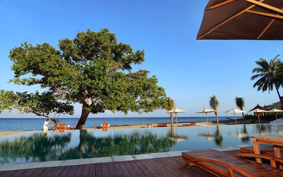 Hôtel Living Asia Luxury Resort & Spa ****