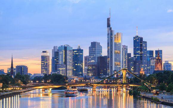 Le Méridien Frankfurt 5*