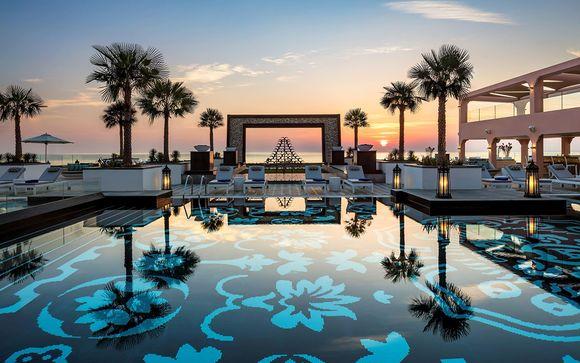 Hôtel Fairmont Fujairah Beach Resort 5*