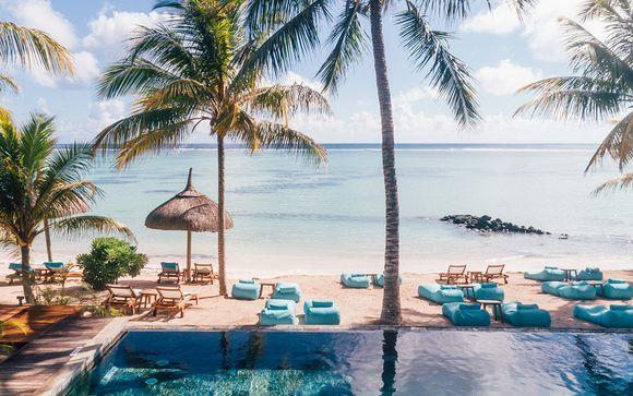 Combiné Mystik Life Style, Anélia Resort 4* et Seasense 5*