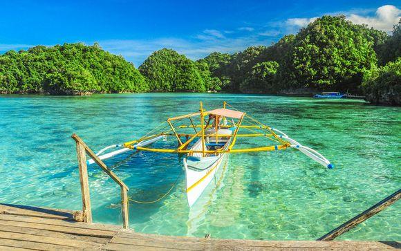 Les Philippines sous un autre angle au Bohol Beach Club 4*