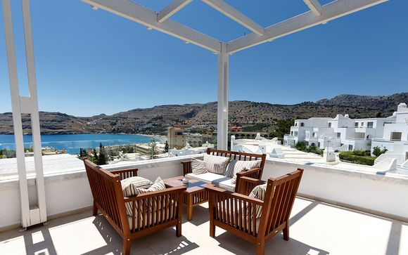 Hôtel Lindos Village Resort 5* - Adult Only