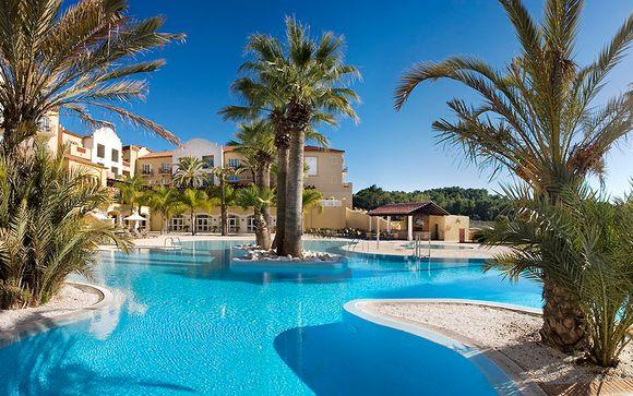 Hôtel Denia La Sella Golf Resort & Spa 5*