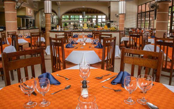 Poussez les portes de l'hôtel Star Fish Cuatro Palmas 4* à Varadero
